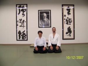 Matsuoka Sensei 2007 Irvine