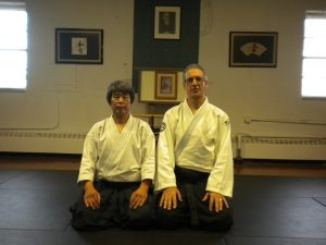 Matsuoka Sensei & Forestieri Sensei Indiana 2016